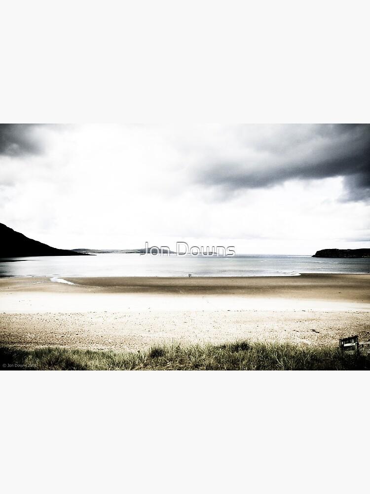 on the beach by jondowns