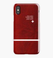 Swiss Creation - Passport iPhone Case