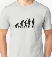 Evolution of the Time Lord - Light Colors T-Shirt