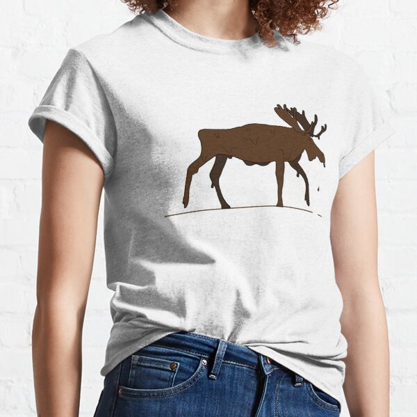 """""""Chocolate Mousse"""" by Weaglevision Classic T-Shirt"""