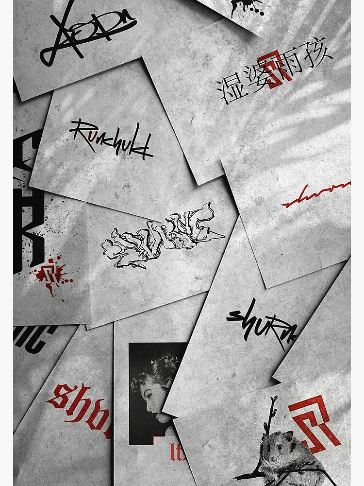 collage by shvrnc