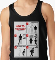 Rocky Horror Picture Show Time Warp Men's Tank Top