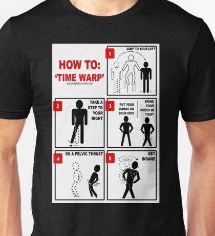 Rocky Horror Picture Show Time Warp Unisex T-Shirt