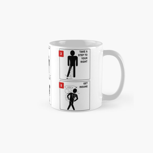 Rocky Horror Picture Show Time Warp Classic Mug