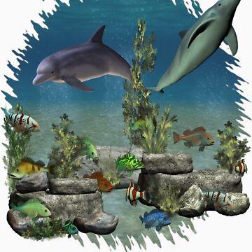 Marine Life by Spyder