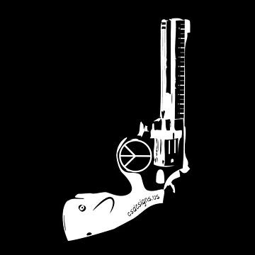 Whale Revolver by CSDesigns