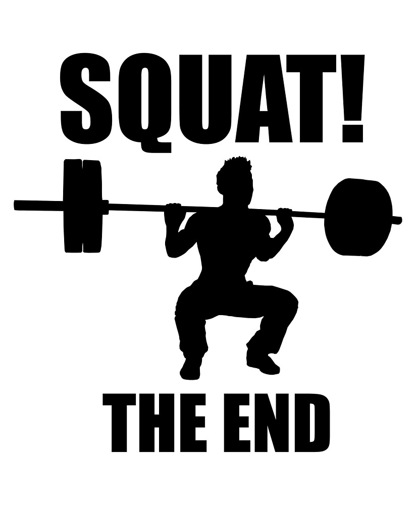 SQUAT - THE END by feegee1