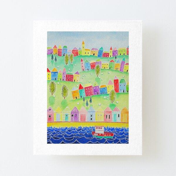 """Summer Breezes..."" Canvas Mounted Print"
