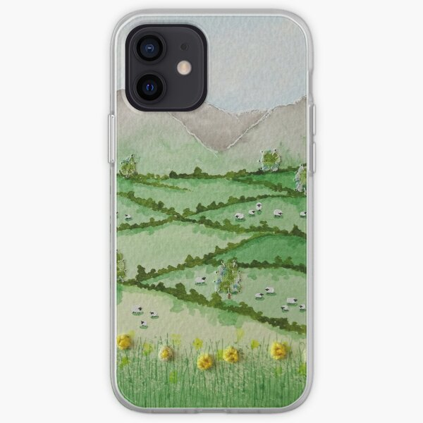 """""""Daffodils"""" Springtime in the Lake District iPhone Soft Case"""