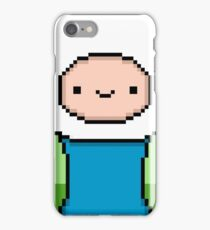8-bit Finn the Human iPhone Case/Skin