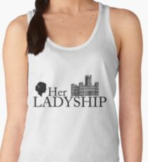 Her Ladyship Women's Tank Top
