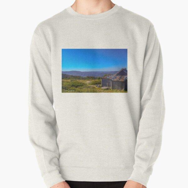 Craig's Hut  Pullover Sweatshirt