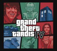 Grand Theft Tardis 4