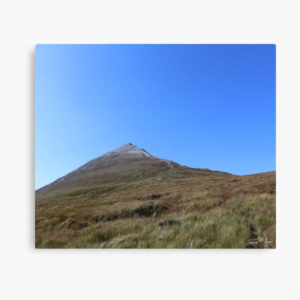 Errigal Canvas Print