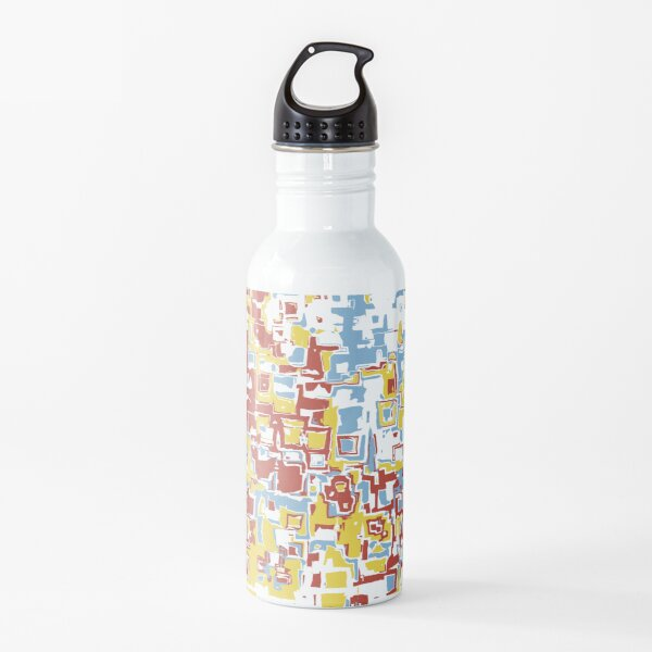Cubism Gone Water Bottle