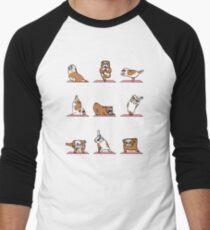 English Bulldog Yoga T-Shirt