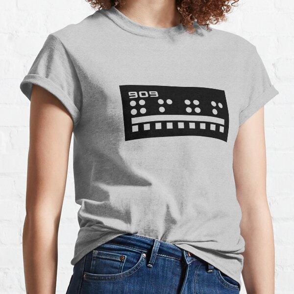 909 (black print) Classic T-Shirt