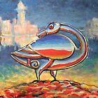 Pictish Goose by Calgacus