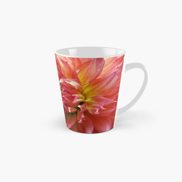 Portrait of a Dahlia Tall Mug