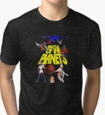 Schlacht der Planeten Vintage T-Shirt