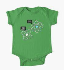 Negative Atom Kids Clothes