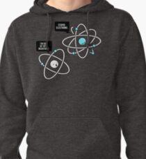 Negative Atom Pullover Hoodie