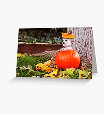 Happy Thanksgiving 2011 Greeting Card