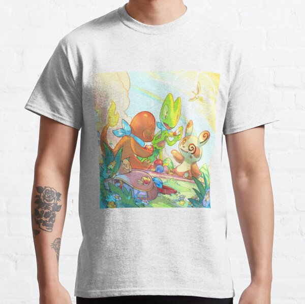 Mystery Dungeon Dx Classic T-Shirt