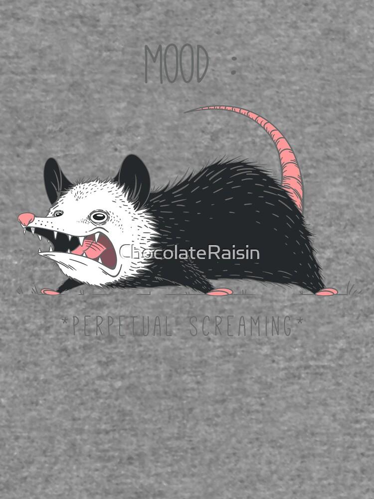 Mood Possum by ChocolateRaisin