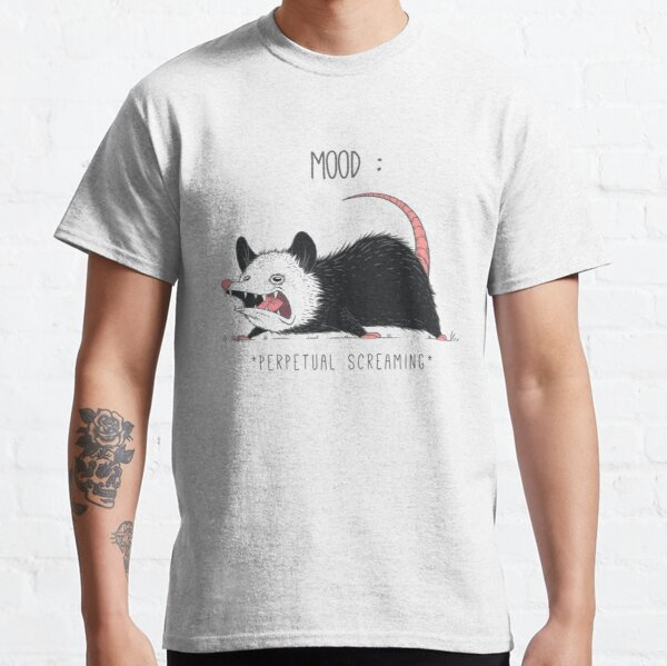 Mood Possum Classic T-Shirt