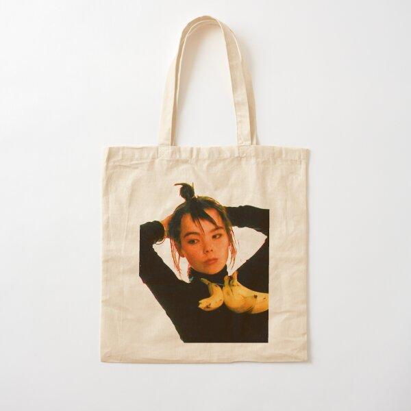 Björk Bolsa de algodón