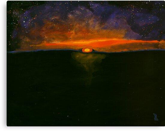 Cosmic Love #1 by Richard Bradish Jr