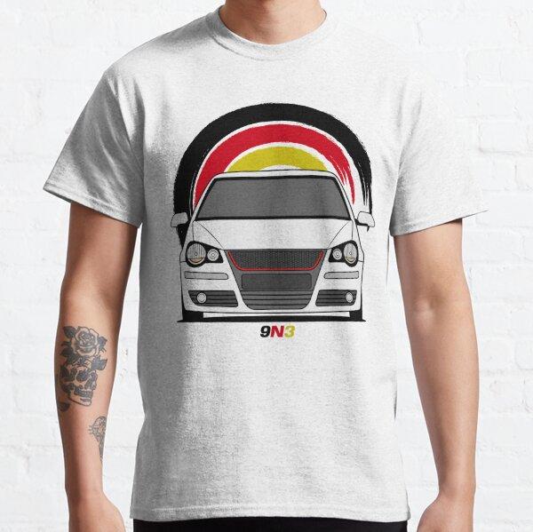 Polo blanco Camiseta clásica
