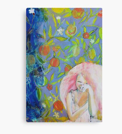 Peals Canvas Print