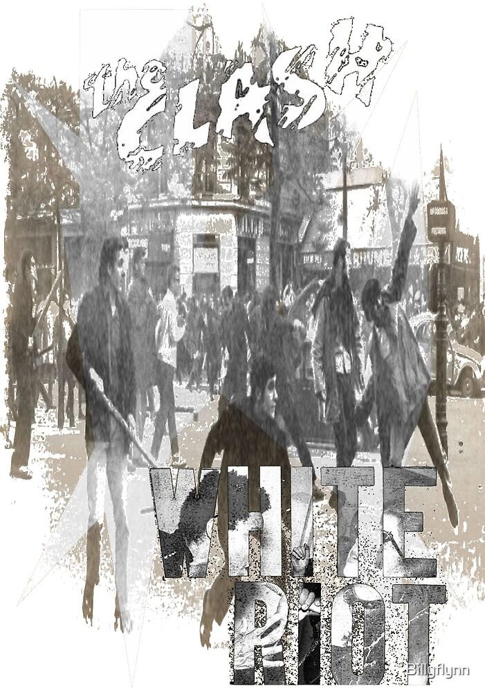 White Riot by Billyflynn