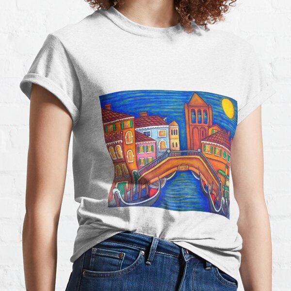 Moonlit Campo San Barnaba Classic T-Shirt