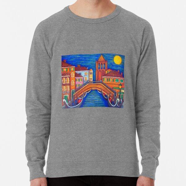 Moonlit Campo San Barnaba Lightweight Sweatshirt