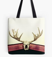 moose trophy Tote Bag