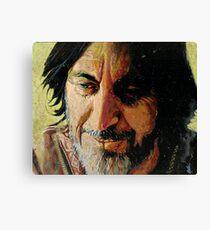 Arab Man 2 Canvas Print