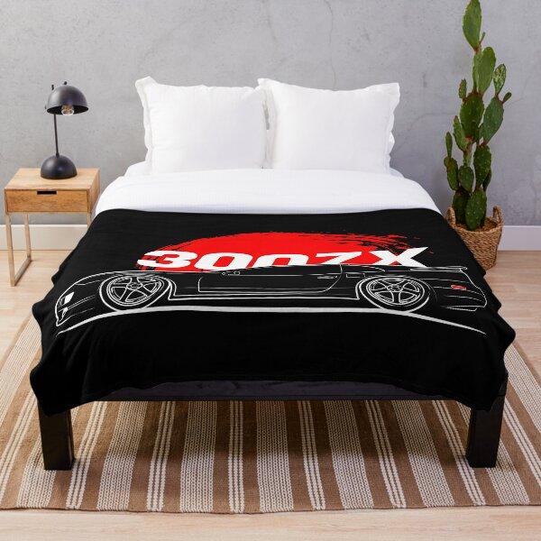 JDM 300ZX Throw Blanket