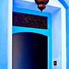 The Blue City V by Didi Bingham