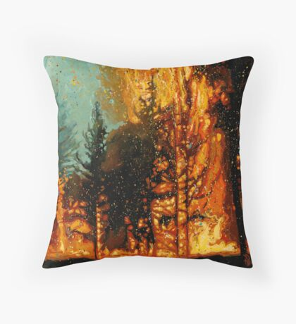 Rebirth #1 Throw Pillow