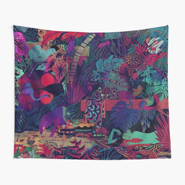 Glass Animals Tapestry