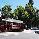 Bendigo Tramways by Jay Armstrong