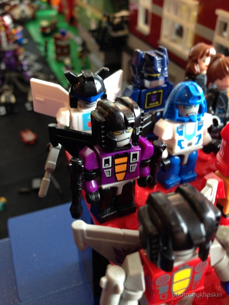 Lego Transformers by photosbykhaskin