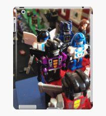 Lego Transformers iPad Case/Skin