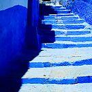 The Blue City VII by Didi Bingham