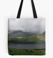 Panorama; Snowdon Ranger Path Tote Bag
