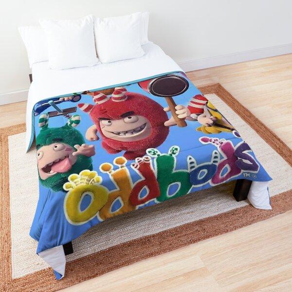 Oddbods TV Animation 2020 Comforter