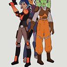 Rebels by houseorgana